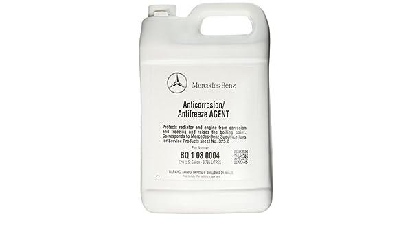 Mercedes Benz refrigerante del motor/anticongelante (3,79 l ...