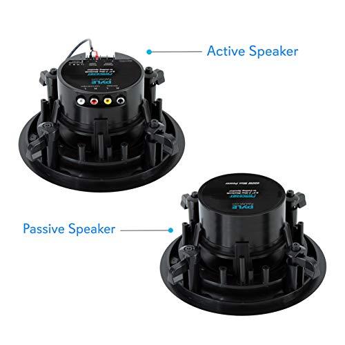 Buy in wall speakers 2018
