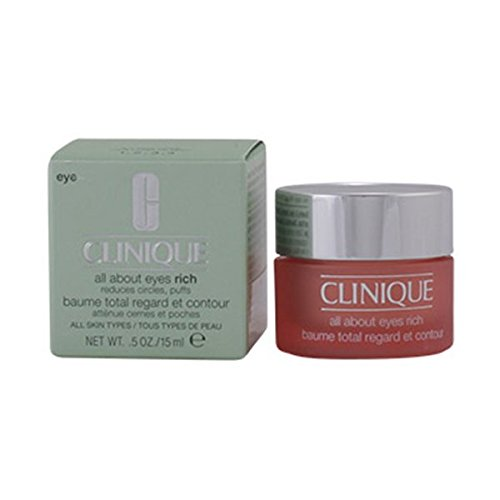 Clinique All About Eyes Reduces Puffs Circles .5oz / 15ml by Clinique