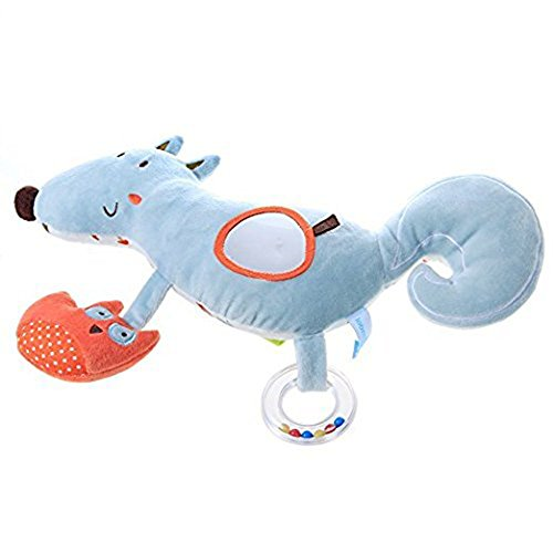 Blue Pram Toy - 8