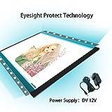 Huion A3 Thin Light Box LED Light Pad Light
