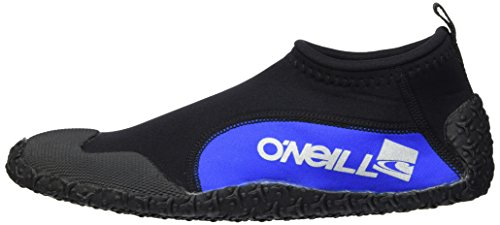 O'Neill Reactor Reef Boots (Black/Pacific)