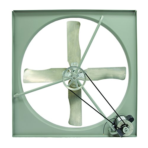TPI Corporation CE-36-B Commercial Exhaust Fan, Single Phase, 36