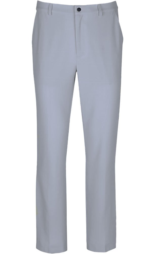 Greg Norman Mens ML75 Microflex Ultimate Travel Pants, 34x34, Chrome