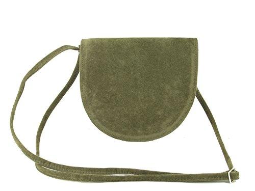 Shoulder Saddle Body Green Beauty Khaki LONI Cross Bag qaZ7Pg
