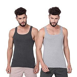 Levi's Men's Regular fit Vest (Pack of 2)