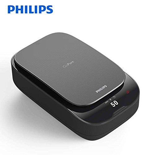 Philips GoPure SlimLine 230 Compact Automotive Clean Air,Car Air Purifier