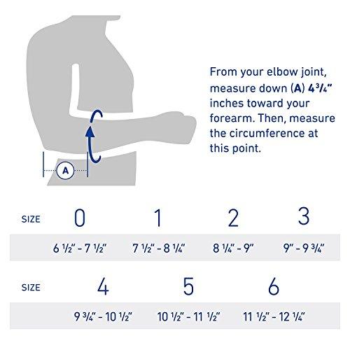 Bauerfeind EpiTrain Elbow Support (Black, 6)