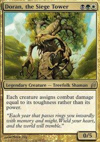 Magic: the Gathering - Doran, the Siege Tower - Lorwyn