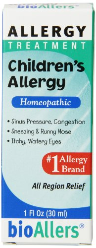 Bioallers Childrens Allergy 1 Ounce Pack