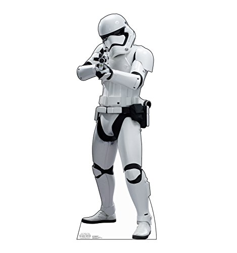 (Advanced Graphics Stormtrooper Life Size Cardboard Cutout Standup - Star Wars VII: The Force Awakens)