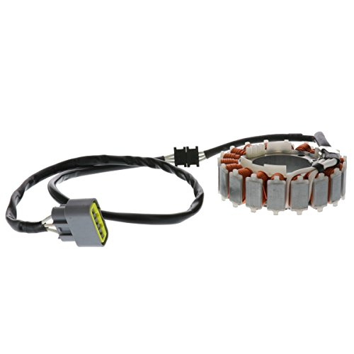 SPI, SM-01368, Stator Assembly for Snowmobiles - Replaces Arctic Cat OEM # 3020-437, Replaces Yamaha OEM # 8HF-81410-00-00 by SPI