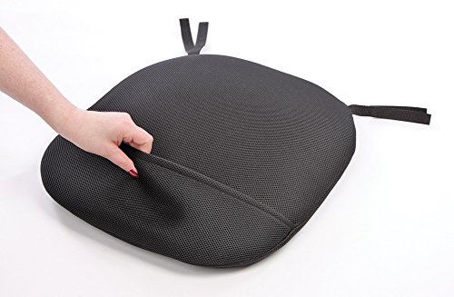 Stratta Mesh-Chair Seat Cushion, Regular/Large 18-1/2''W x 19''D by AliMed