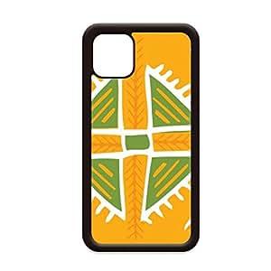 Amazon.com: Yellow Triangle Mexico Totems Ancient