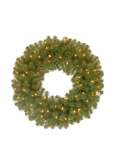 led wreath outdoor - 2