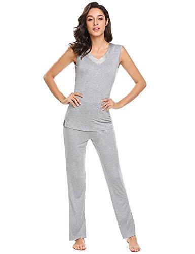 WDDGPZSY Camisa De Dormir/Camisón/Ropa De Dormir/Pijamas/Pijama Sólido De