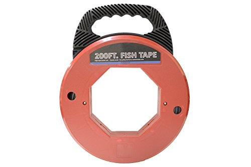 200' Fish Tape Electrical Wire Running Tool by GE
