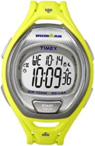 Timex Ironman 50 Lap Unisex Multi Color Dial Silicone Band Watch - TW5K96200