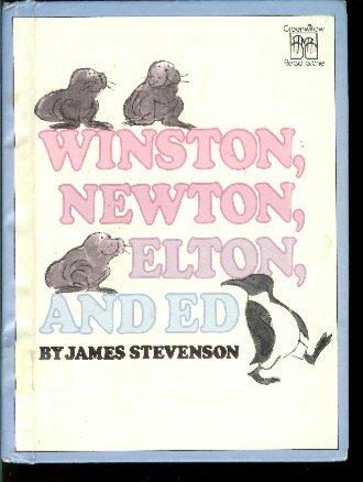 Winston, Newton, Elton, and Ed (Greenwillow ()
