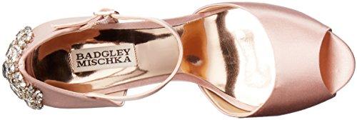 Badgley Mischka Women's Dawn Dress Sandal Blush c0v8W