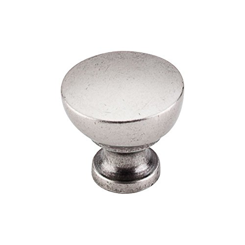 Top Knobs Pewter Screws (Top Knobs M1202 Nouveau III Collection 1-1/4