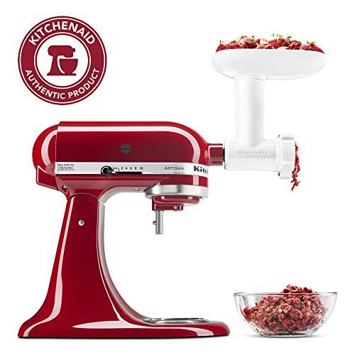 Kitchenaid Mixer Food Grinder - 6