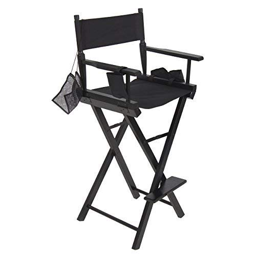 Amazon.com: Professional Makeup Artist Directors Chair Light Weight Foldable New: Home & Kitchen