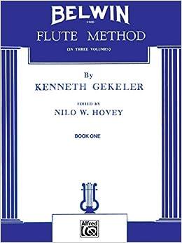 Belwin Flute Method, Bk 1
