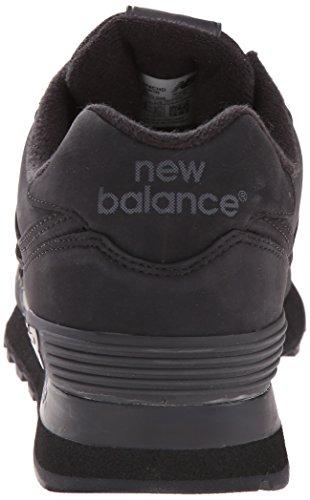 New Balance Mens Ml574 Chroma Pack Hardloopschoen Zwart