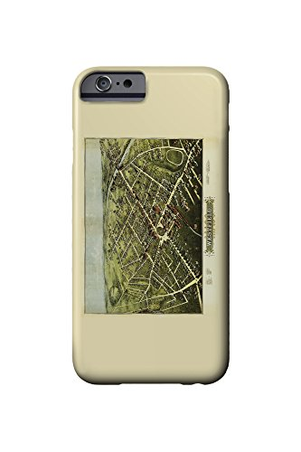 westfield-massachusetts-panoramic-map-iphone-6-cell-phone-case-slim-barely-there
