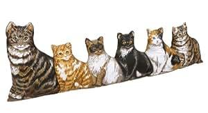 Amazon Com Hampton Direct Cat Draft Stopper Home Amp Kitchen