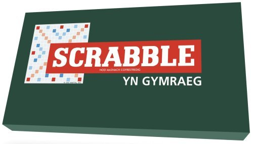 Tinderbox Games Scrabble Classic Welsh Language Version by Tinderbox Games