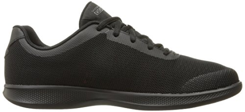 Skechers Performance Womens Go Step Lite-Endure Walking Shoe Black