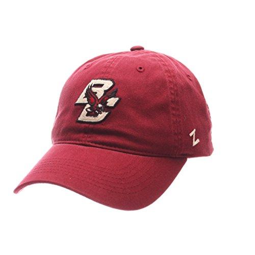 llege Eagles Men's Scholarship Relaxed Hat, Adjustable Size, Team Color ()