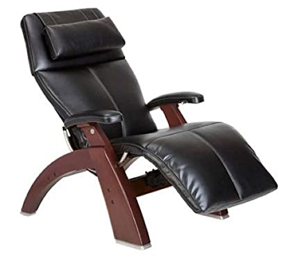 Delicieux Perfect Chair U0026quot;PC 500 Silhouetteu0026quot; Premium Full Grain Leather Zero  Gravity Hand
