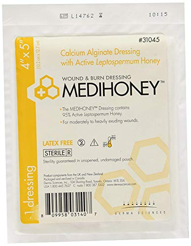 MEDI-HONEY GWD31045 BX/10 4X4