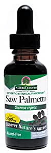 Nature's Answer Alcohol-Free Saw Palmetto Berry, 1-Fluid Ounce