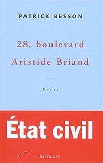 28, boulevard Aristide Briand, Besson, Patrick