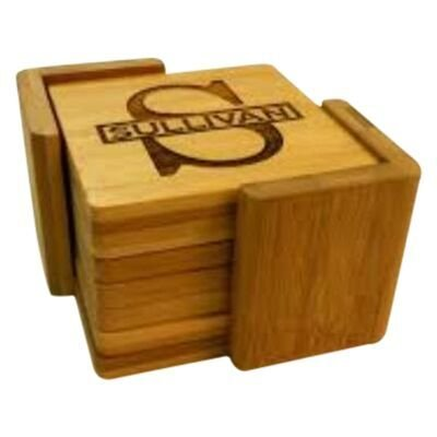 Custom Bar Coasters - 5