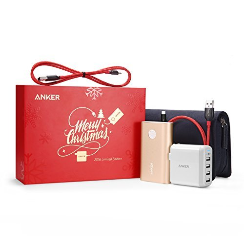 Anker Christmas PowerPack with Quick Charge 3.0...