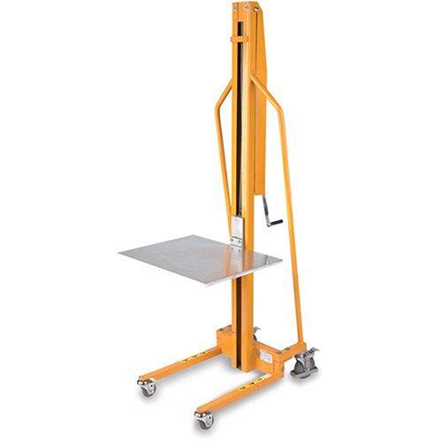 Wesco-272467-Manual-Office-Lift-58-12-Lift-Height-23-x-18-Platform-220-lb-Capacity