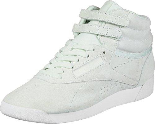 F S Shoes NBK Reebok Beige Fitness Turquoise Hi Women's 45wpqE
