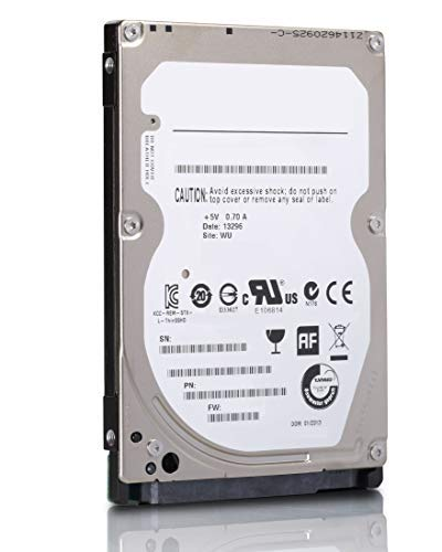 Oemgenuine 500GB 2.5 Inch HDD SATA 7200RPM Internal Laptop OEM Hard Drive for PC Mac PS3 PS4 Playstation ST500LM034 500GB 2.5 Inch