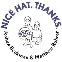 Nice Hat. Thanks.