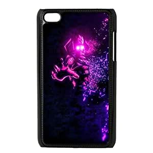 Galactus Comic iPod Touch 4 Case Black PhoneAccessory LSX_758819