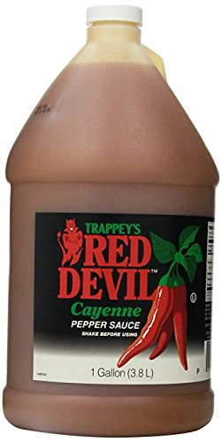 Red Hot Cayenne Pepper Sauce - 9