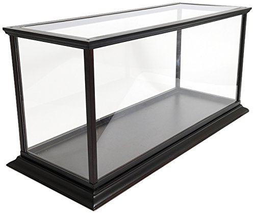 Model Ship Display Case - Old Modern Handicrafts Display Case for Speed Boat Collectible