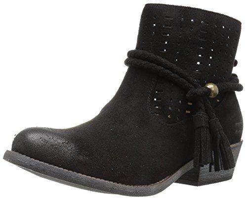 Billabong Womens Nico Boot Shoes, Off Black, 6