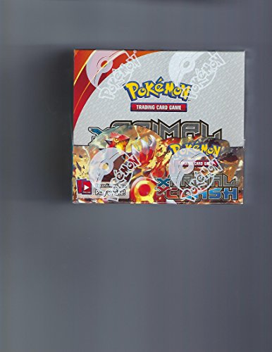 Pokemon X & Y Primal Clash Booster Box -