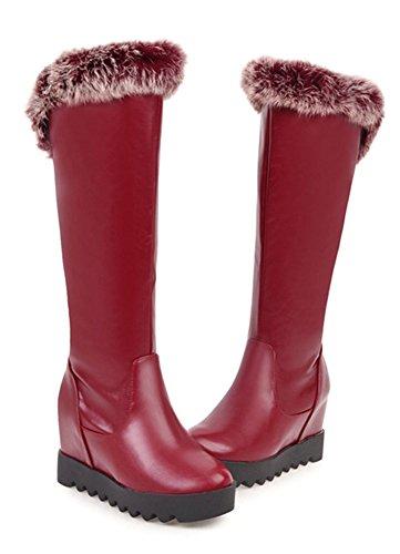 Aisun Aisun Classique Compens Chaussures Femme Femme gUwvHU
